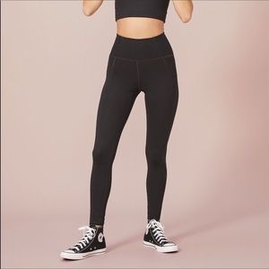 Girlfriend Collective S high rise 7/8 leggings
